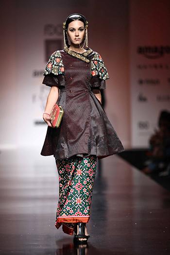 Virtues by Viral, Ashish & Vikrant_Amazon India Fashion Week AW 16_Hauterfly