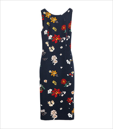 Zara Floral Tube Dress_Hauterfly