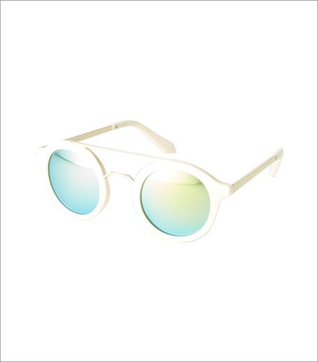 Asos AJ Morgan Round Sunglasses with Brow Bar 1_Hauterfly