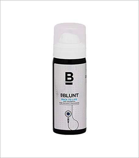 BBLUNT MINI Back To Life Dry Shampoo, For Instant Freshness_Hauterfly
