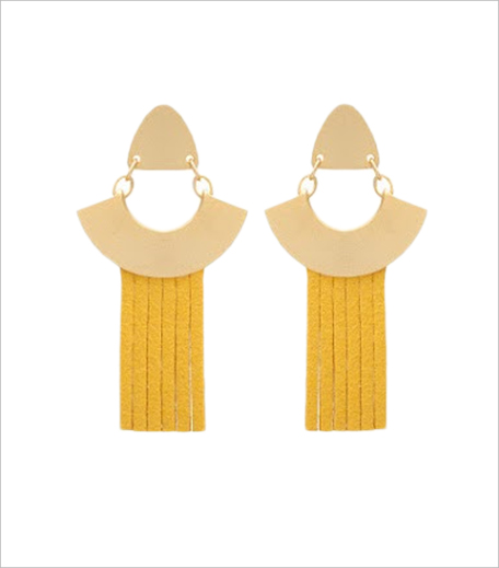 Cult Curators Ochre Eco Fringe Earrings_Hauterfly