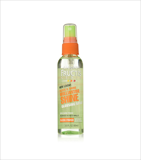 Garnier Fructis Style Brilliantine Shine Glossing Spray_Hauterfly