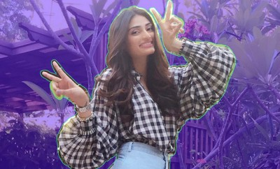 Get The Look_Athiya Shetty wearing Pull&Bear and Bungalow8_Hauterfly
