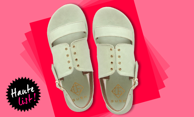 Gush Shoes & Accessories Mint Flatforms_Editors Pick Simi_Hauterfly