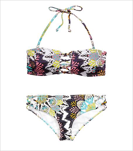 H&M Bandeau Bikini Top and Bottoms_Hauterfly