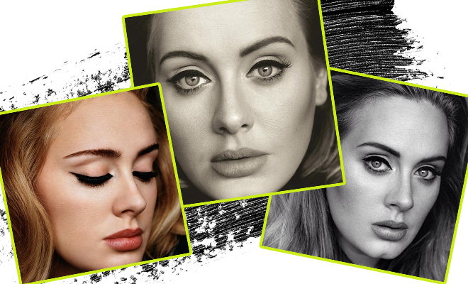 How To Get Adele's Cat Eye Look_Hauterfly