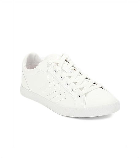 Hummel Deuce Court Tonal White Sneakers_Hauterfly