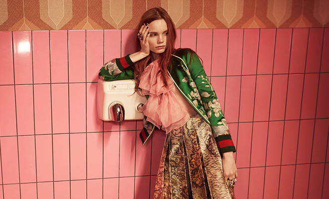 Gucci Spring Summer Campaign_Fashion News_Hauterfly