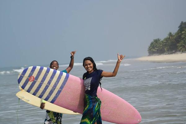 Ishita The Shaka Surf Club_Hauterfly