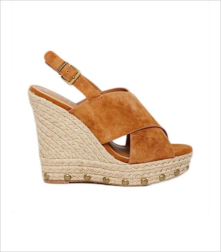 KG By Kurt Geiger March Tan Suede Espadrille Wedge Sandals_Hauterfly
