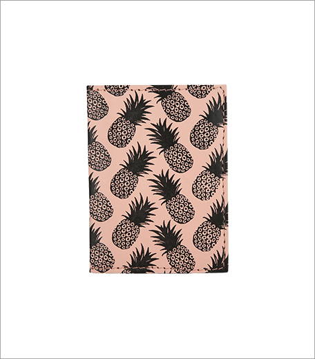 KOOVS Pineapple Print Travelcard Holder_Hauterfly