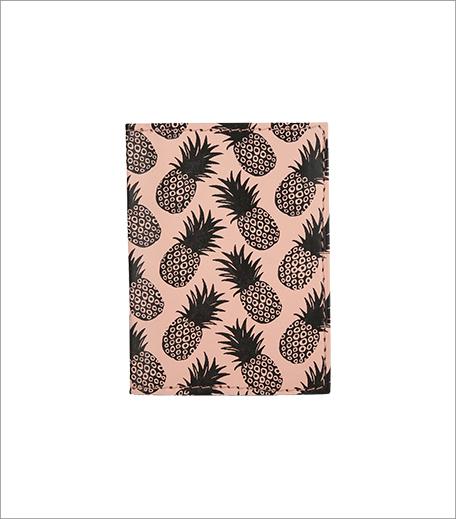 KOOVS Pineapple Print Travelcard Holder_Hauterfly