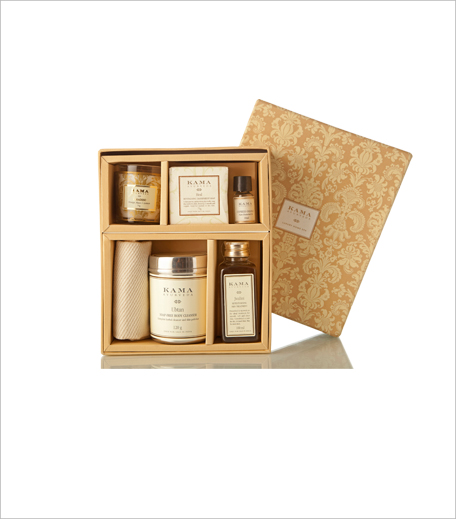 Kama Ayurveda Luxury Home Spa Gift Box_Hauterfly