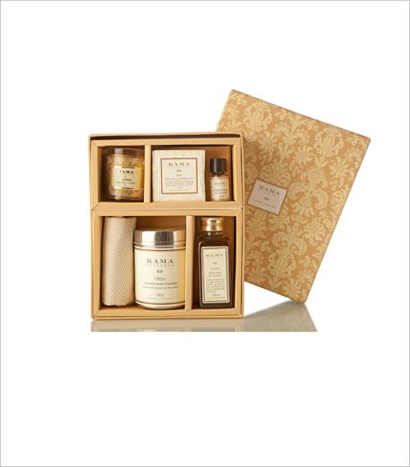 Kama Ayurveda Luxury Home Spa Gift Box_Hauterfly