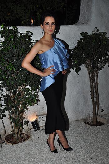 Kangana Ranaut in Sachin & Babi_Hauterfly