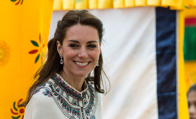 Kate Middleton Hairstyles 2016 India Tour_Hauterfly