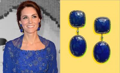 Kate Middleton wearing Amrapali earrings_Hauterfly