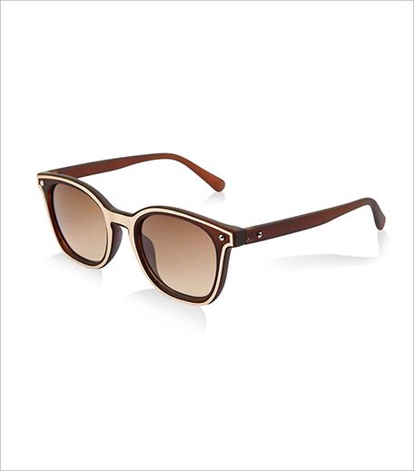 Koovs Sneak-A-Peek Outline Design Sunglasses_Hauterfly