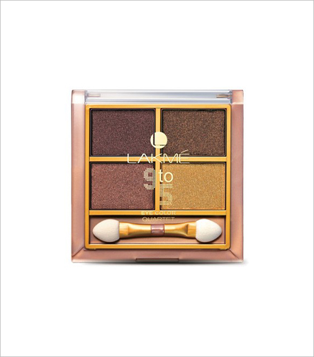 Lakme 9 To 5 Eye Quartet Eyeshadow_Hauterfly