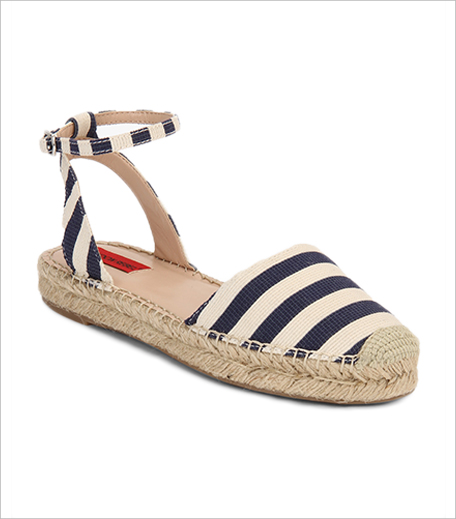 London Rebel Espadrille Navy Blue Sandals_Hauterfly