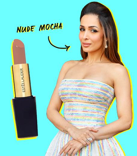 Malaika Arora Summer Makeup Nude Lipstick_Hauterfly
