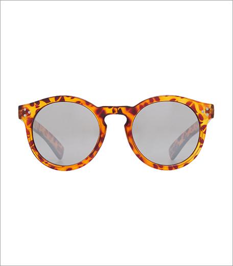 Mango Round mirrored sunglasses 1_Hauterfly