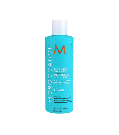 Moroccanoil Clarifying Shampoo In Post_Hauterfly