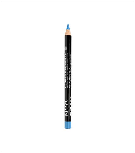 NYX Cosmetics Slim Eye Pencil Electric Blue_Hauterfly
