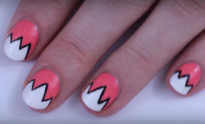 3 Cool Nail Art Ideas That Will Change The Way You Do Short Nails