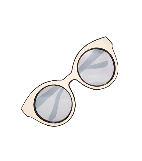 Nasty Gal Metal Me Tonight Plated Shades_ 1Hauterfly