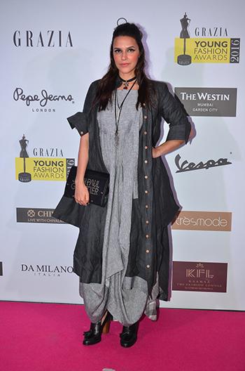 Neha Dhupia_Week In Celebrity Style_April 9_Hauterfly