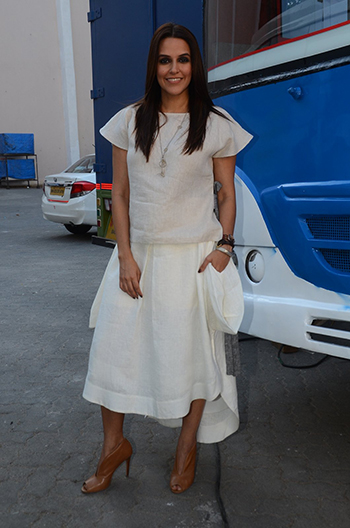 Neha Dhupia_Week In Style_April 16