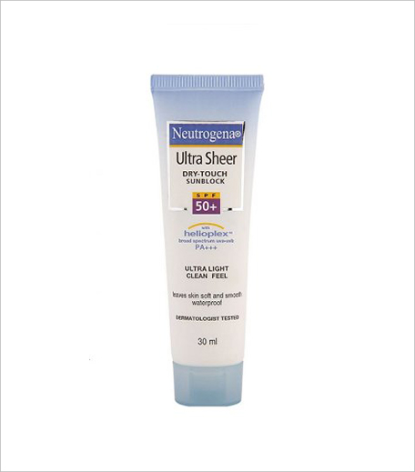 Neutrogena Ultra Sheer Dry Touch Sunblock SPF 50+_Hauterfly