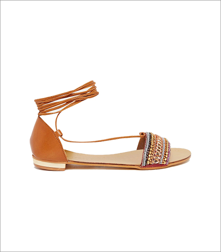 New Look Embellished Lace Up Sandal_Hauterfly