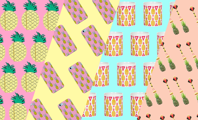 Pineapple Trend 2016_Hauterfly