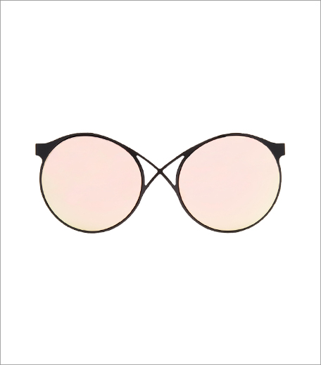 Quay Australia Sorry Not Sorry Rose Gold Mirror Lense Sunglasses 1_Hauterfly