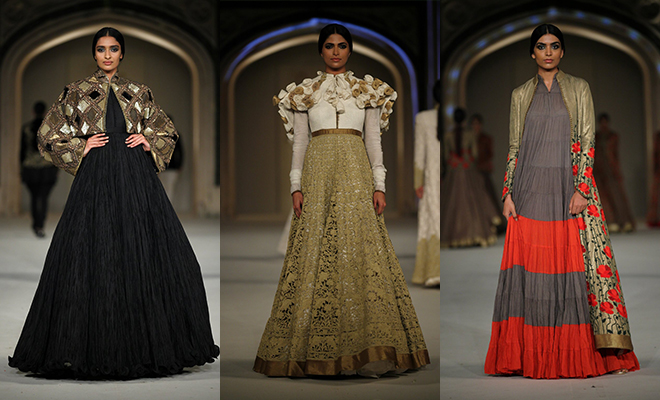 Rohit Bal Wraps Up LFW 2016 With a Stunning Grand Finale!  d03686820d