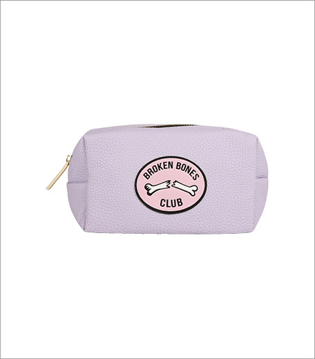 SKINNY DIP Broken Bones Club Makeup Bag_Hauterfly