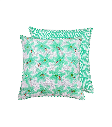 Safomasi Coconut Palm Pickers Floor Cushion_Hauterfly
