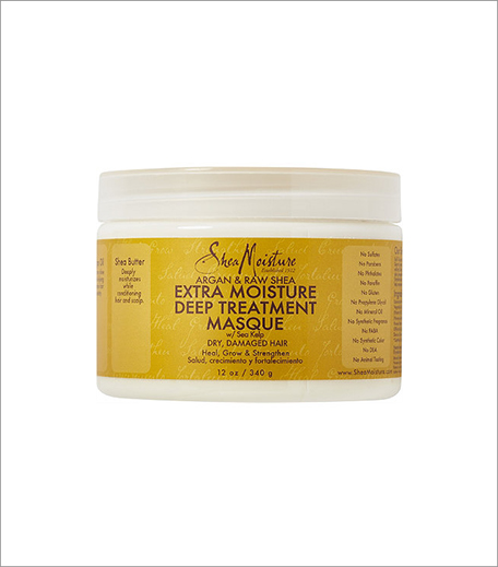 Shea Moisture Raw Shea Butter Deep Treatment Masque_Hauterfly