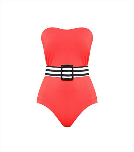 Shivan & Nareesh Lady In Red Swimsuit_Hauterfly