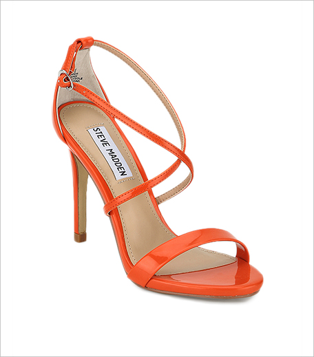 Steve Madden Orange Stilettos_Hauterfly