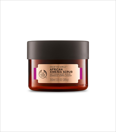 The Body Shop Spa of The World African Ximenia Scrub In Post_Hauterfly