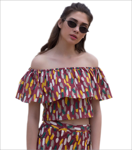 The Jodi Life ROSEWOOD LILA OFF SHOULDER BLOUSE_Hauterfly