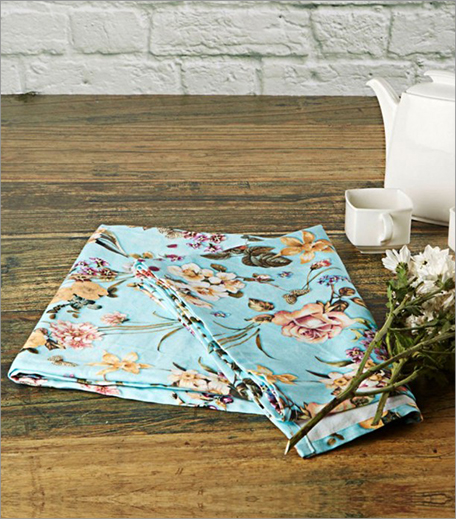 The Label Life Oriental Floral Tablecloth_Hauterfly