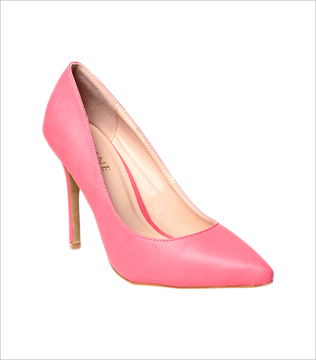 Urbane Pink Stilettos from Jabong_Hauterfly