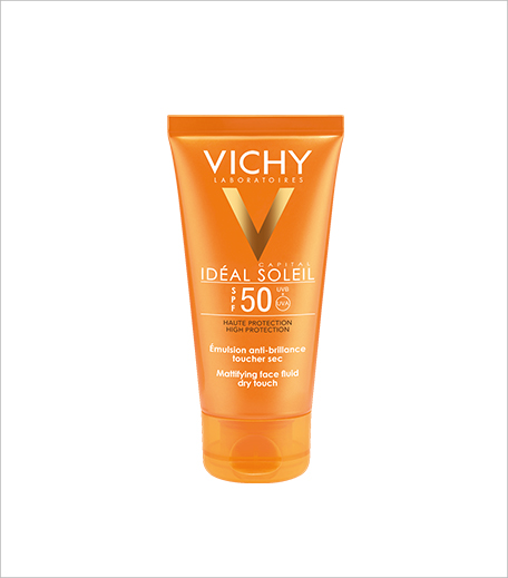 Vichy Capital Ideal Soleil Protective Sun Cream with SPF 50+_Hauterfly