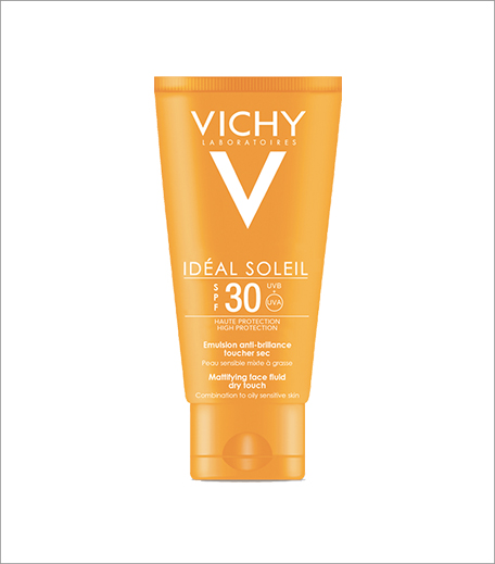 Vichy Ideal Soliel Spf 50 Mattifying Face Fluid Dry Touch_Hauterfly