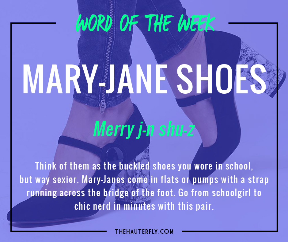 What Are Mary-Jane Shoes_Hauterfly