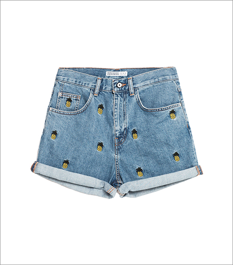 Zara Denim Shorts_Hauterfly